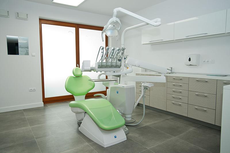 gabinet stomatologiczny Smile Makers