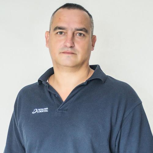 Paweł Cichosz stomatolog